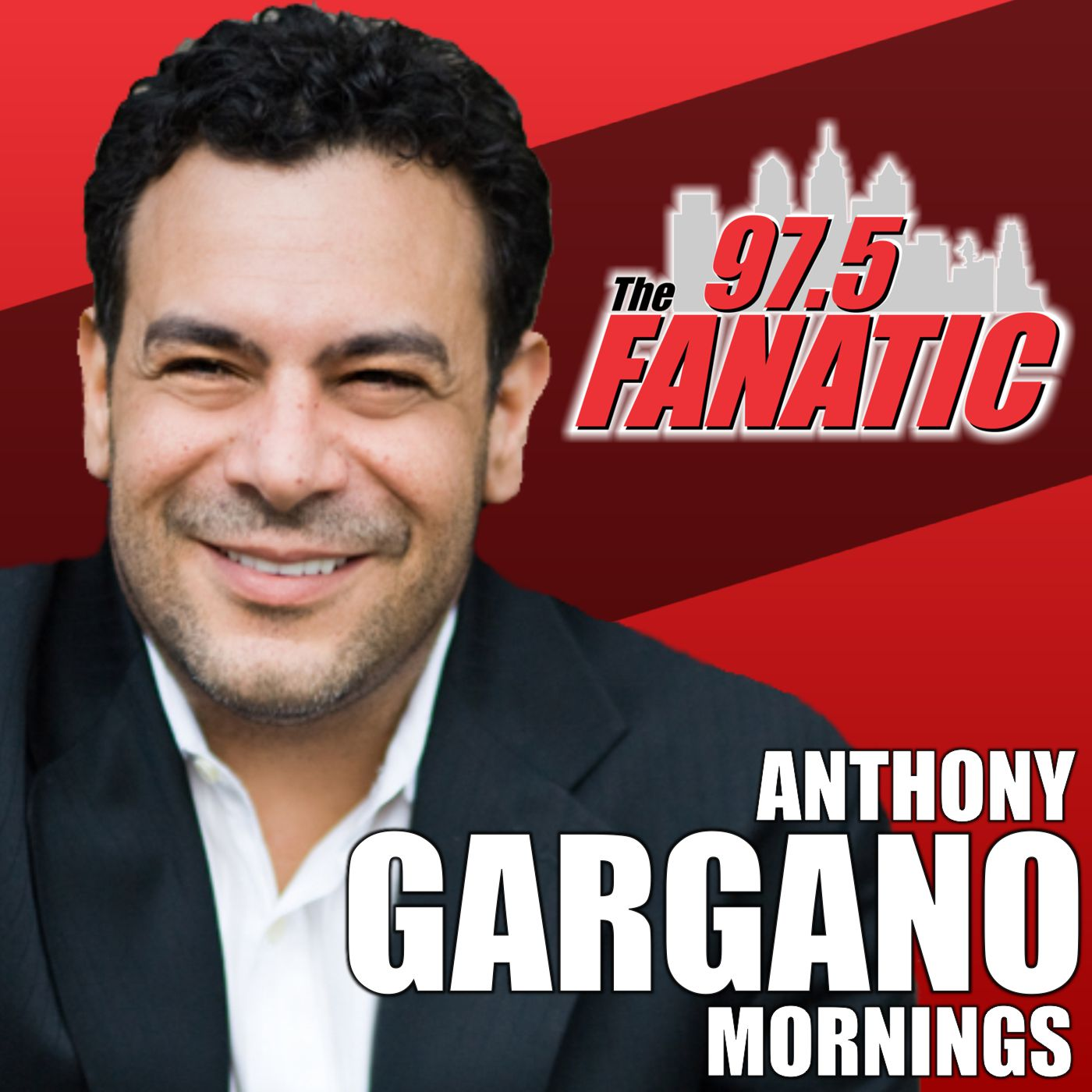 Mornings with Anthony Gargano - 97.5 The Fanatic